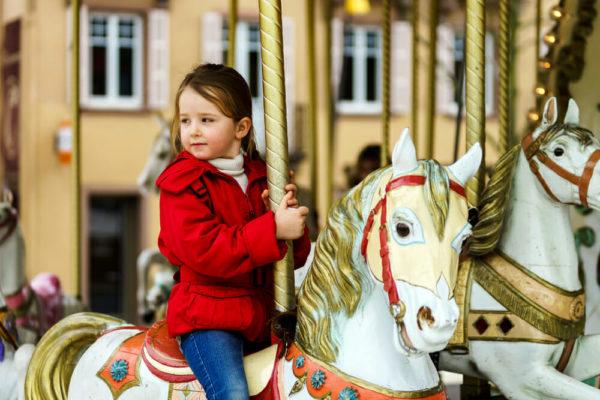 Поездка во Францию с ребенком