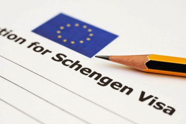 Анкета на Шенген