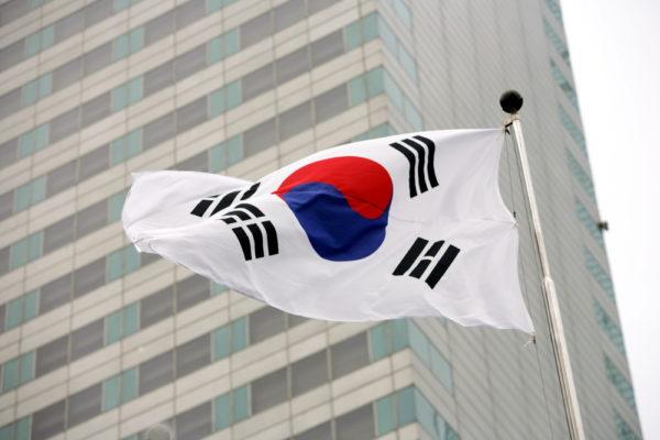 Флаг Южной Кореи
