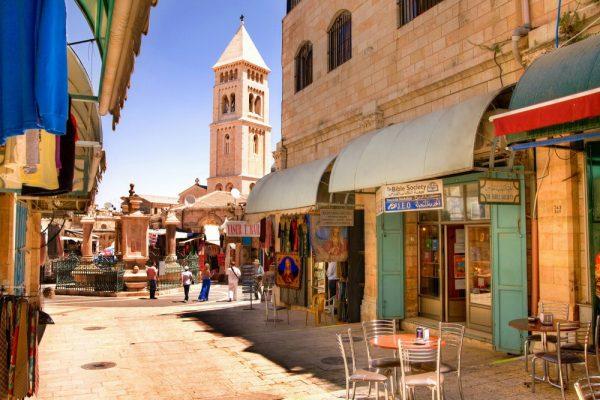 Улица в Израиле