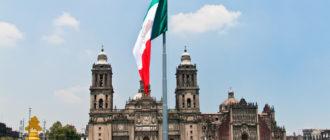 Флаг Мексики