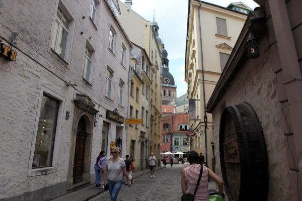 Отдых в Латвии
