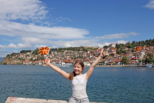 Отдых в Македонии с ребенком