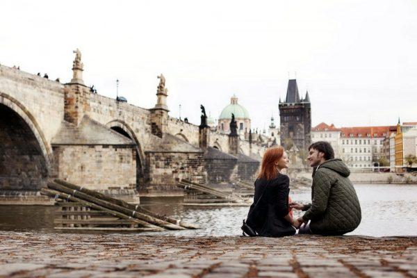 Пара в Чехии