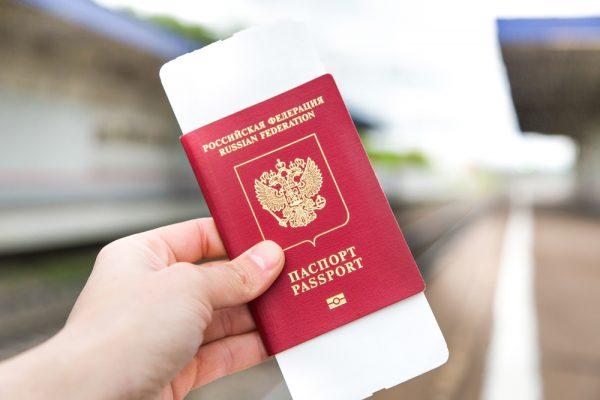 Паспорт и билет