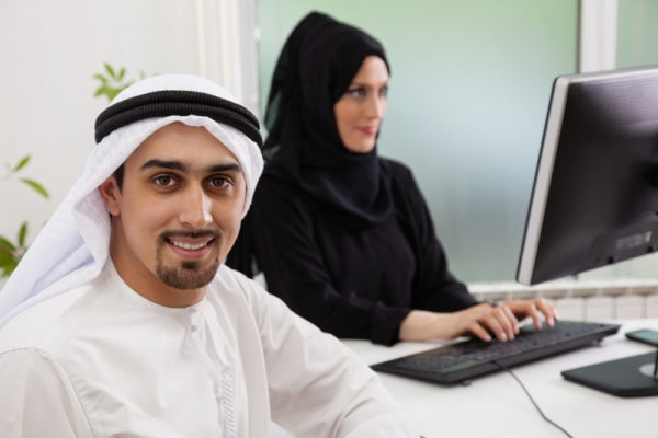 Работа в Саудовской Аравии