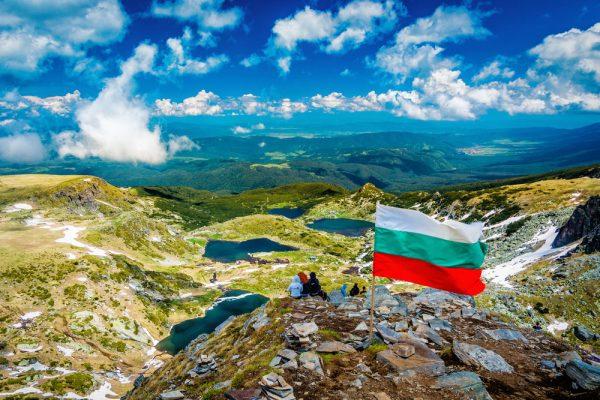 Болгарский флаг