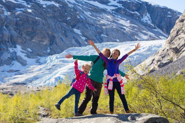 Дети в Норвегии