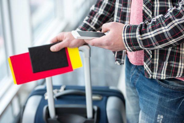 Документы и багаж