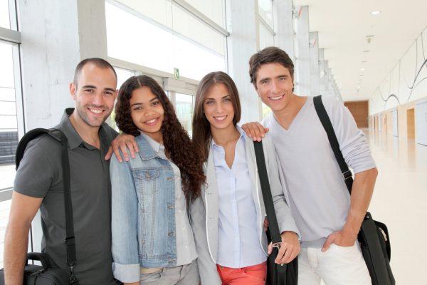 Группа студентов