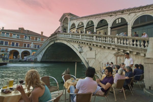 Люди в Италии
