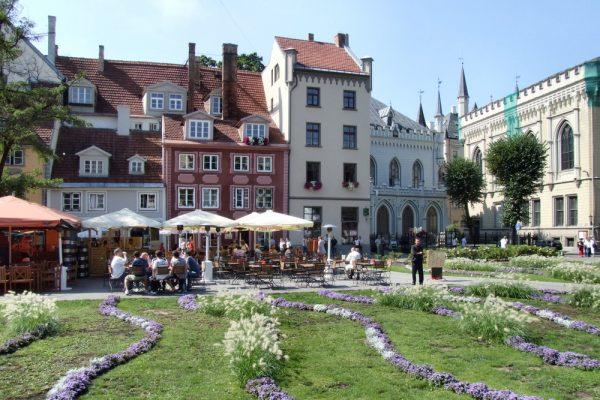 Недвижимость в Латвии