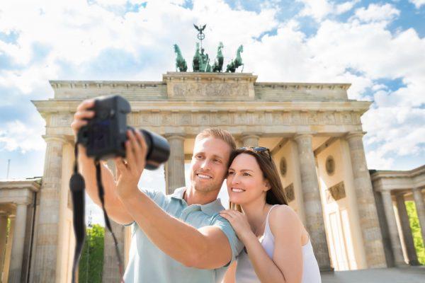 Пара в Германии