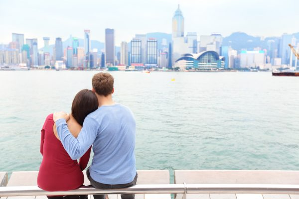 Пара в Китае