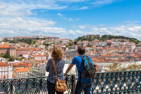 Пара в Лиссабоне
