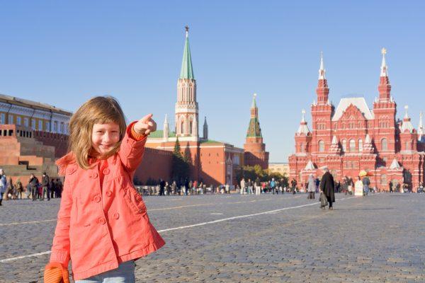 Ребенок в Москве