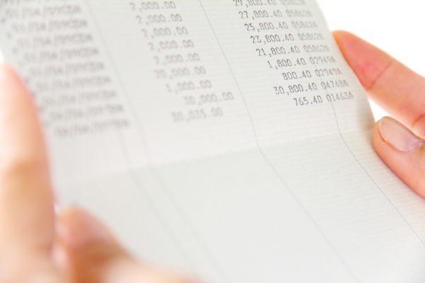 Состояние счета