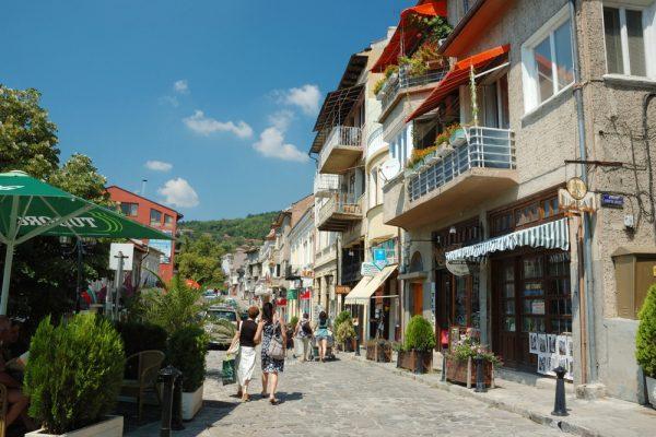 Улица в Болгарии