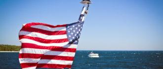 Американский флаг