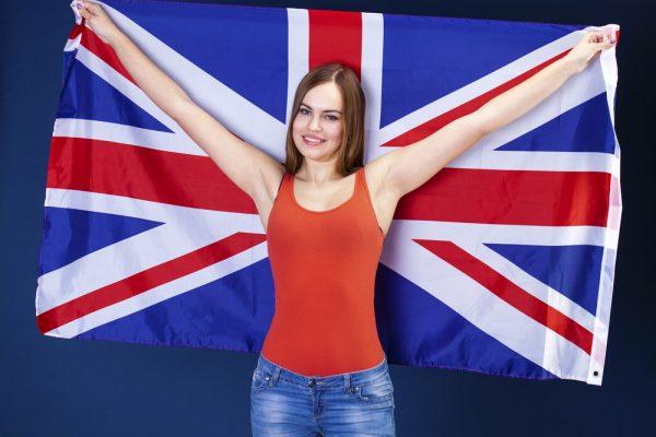 Британский флаг