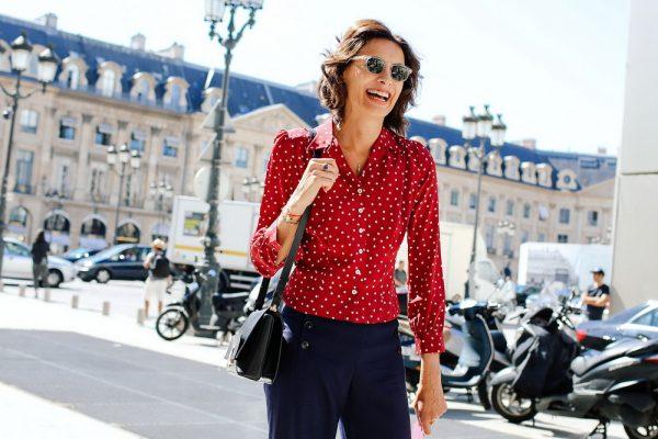 Женщина во Франции