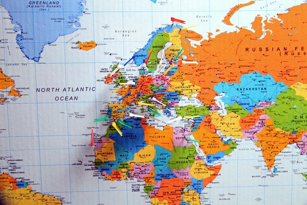 Куда россиянину можно поехать без визы в 2018 году