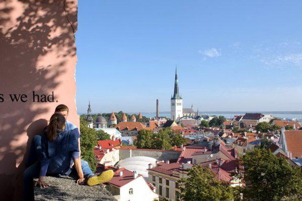 Пара в Таллине