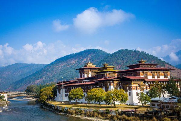 Пунакха-дзонг