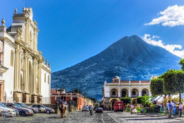 Кафедральный собор Антигуа-Гватемала