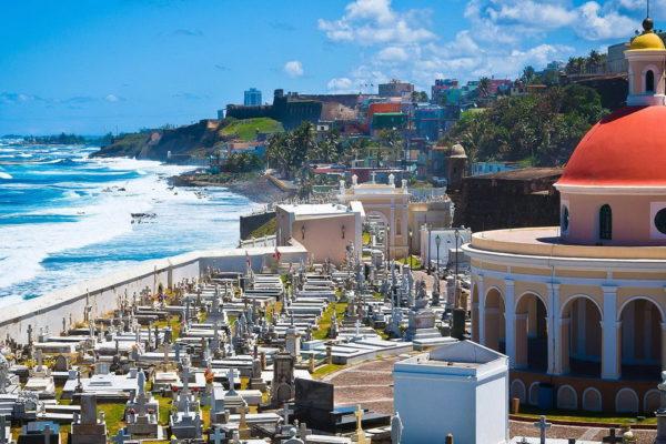 Побережье Пуэрто-Рико