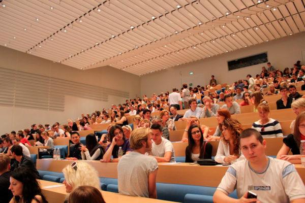 Процесс обучения в вузе в Дании